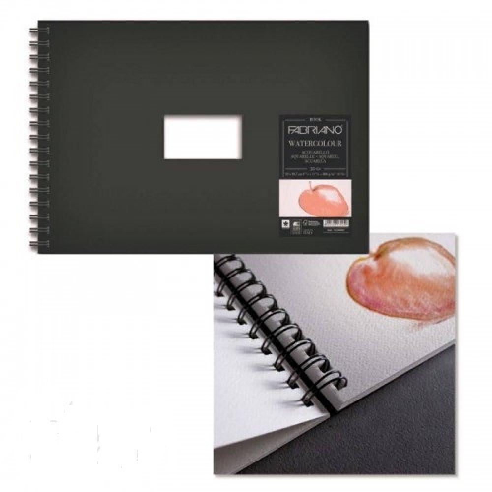 Альбом для акварели Watercolour Book А4 (21х29,7 см) 200 г / м.кв. 30 листов в книжной пал