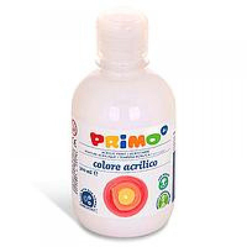 Акрилова фарба 300 мл 100 білий Primo Італія