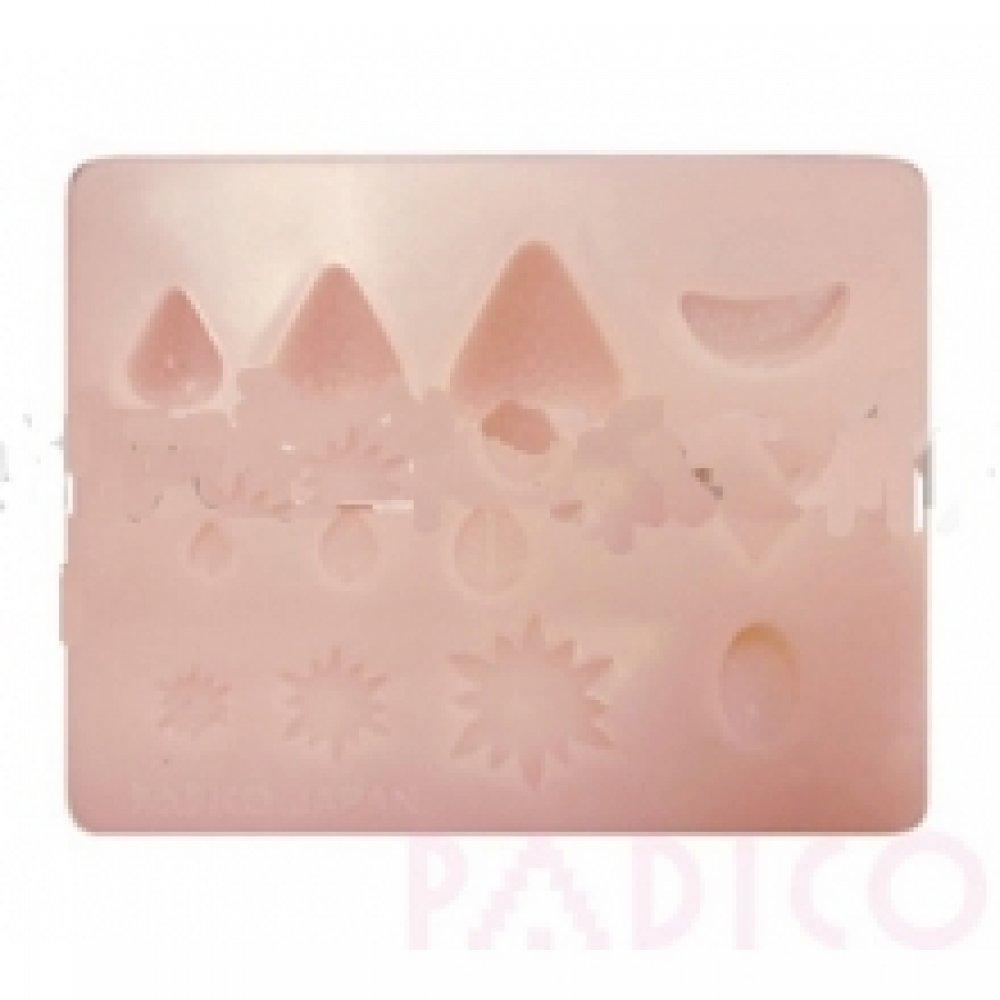 Пресс-форма «Фрукты» 80*95 мм, полиуретан, Padico