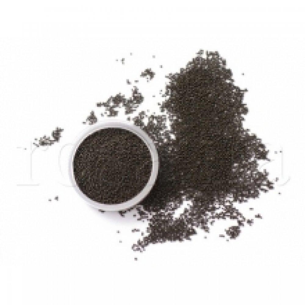 Бульонки, Черные, 15г, 0,4-0,6 мм, 45015-007LS Германия