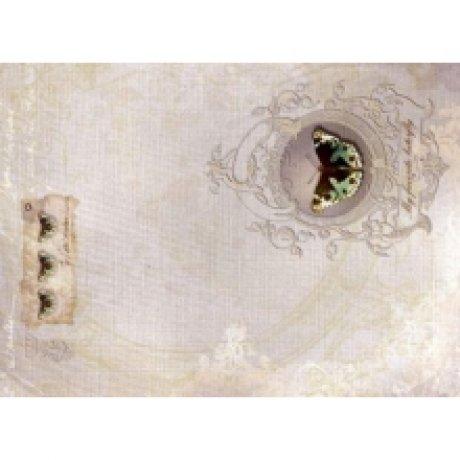 Бумага для декупажа, Фаворитка, 30,8*44см, 45г/м2