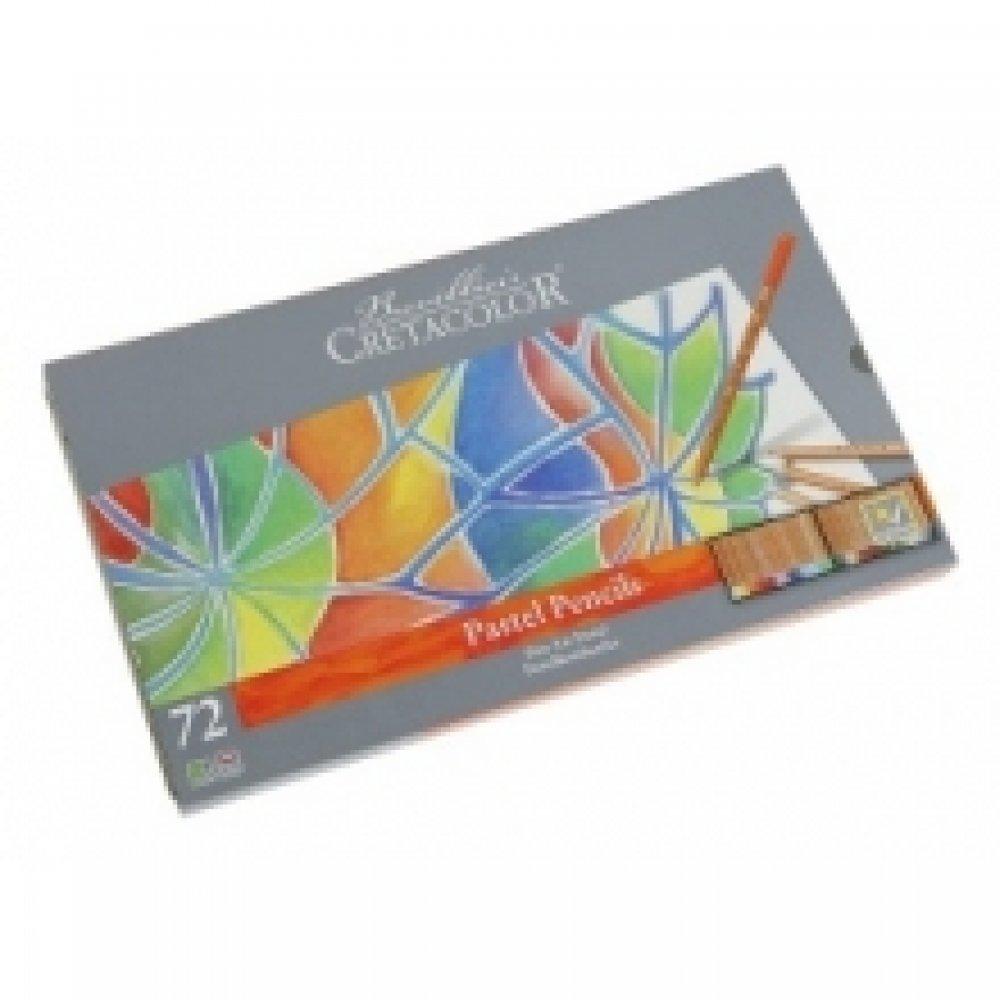 Набір пастельних олівців, Fine Art Pastel, 72шт., Мет. упаковка, Cretacolor