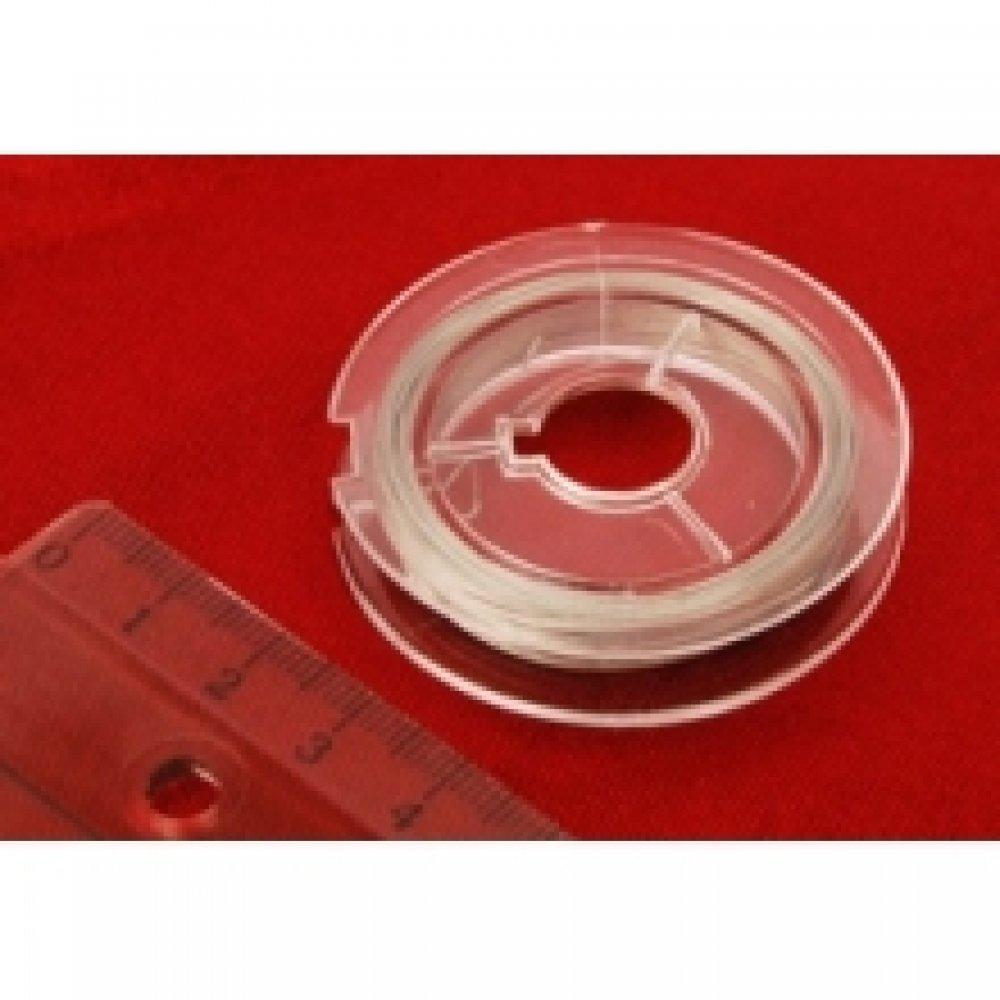 Біжутерний дріт, 0,27-0,35 мм, Бірюзовий, 10м, Margo