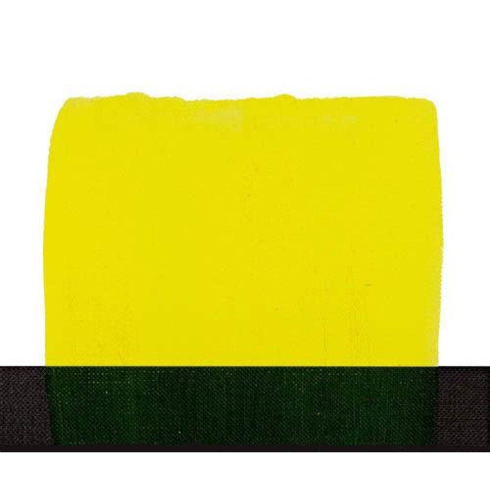 Акрилова фарба Acrilico 75 мл 095 жовтий флуоресцентний Maimeri Італія