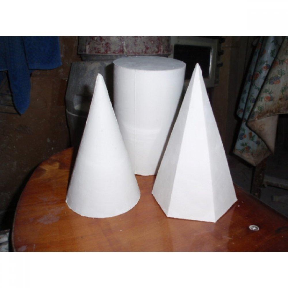 Гипсовая модель учебная «Цилиндр»
