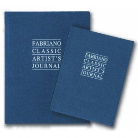Альбом для эскизов и сухих техник Artist's Journal 16х16 см 90 г / м.кв. 96 листов Fabriano Италия