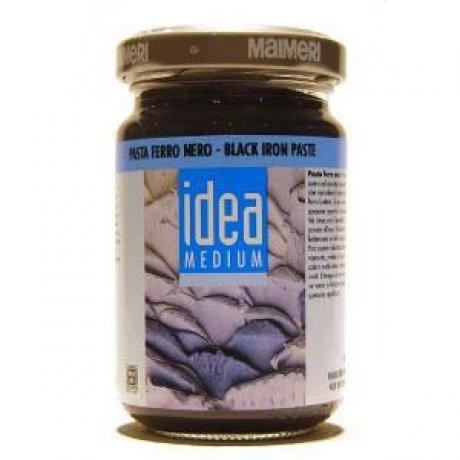 728 Паста чорного заліза Idea Medium 125 мл Maimeri