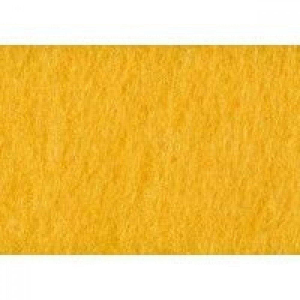 Фетр листковий (віскоза) 20х30 см, Жовтий темний, 150г/м2, Knorr Prandell, 061