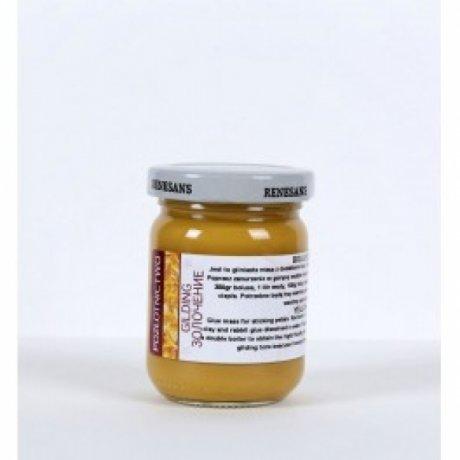 Болюс для золочения, 125мл, желтый Renesan