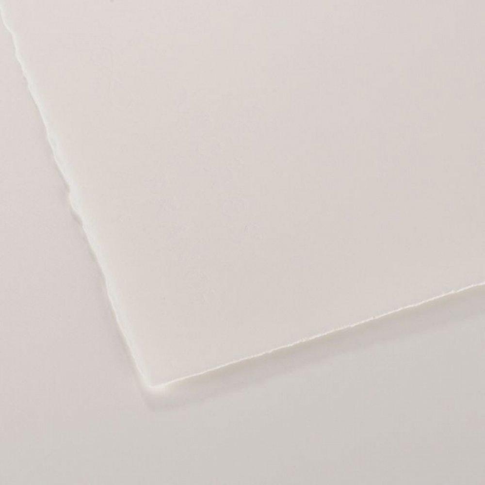 Бумага акварельная Artistico B2 (56 * 76см), 200г / м2, белый, мелкое зерно, Fabriano