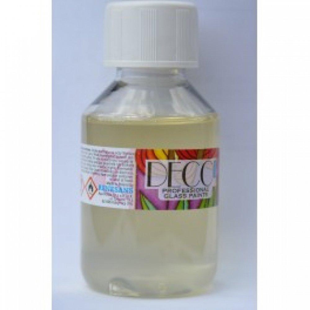 DECO` Розріджувач для фарб по склу 30 мл