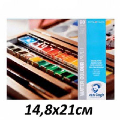 Альбом для графики на спирали A5 (14,8x21см), 160гр 40л Van
