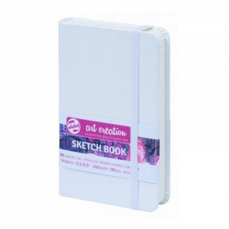 Блокнот для графіки Talens Art Creation 140г/м, 21х29,7см, 80л, білий, Royal Talens