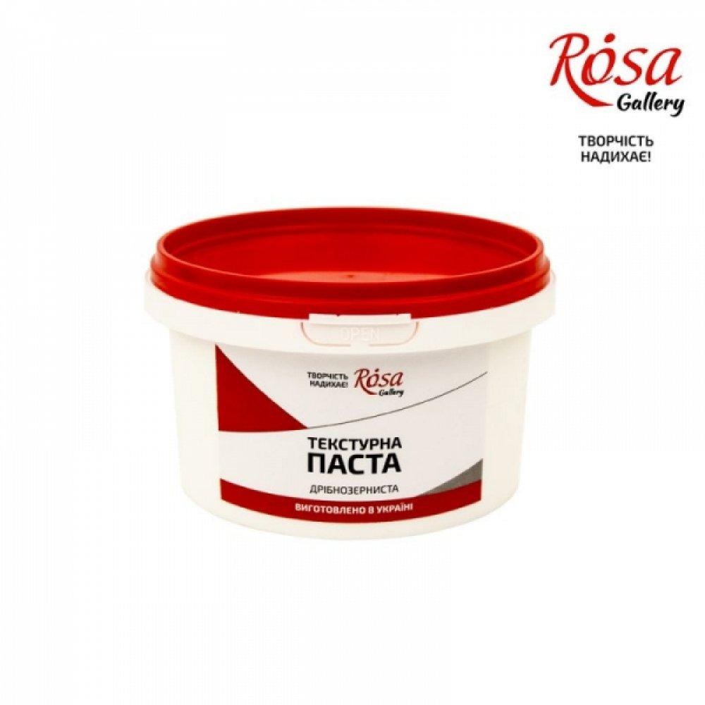 Текстурна паста дрібнозерниста 280мл, ROSA Gallery