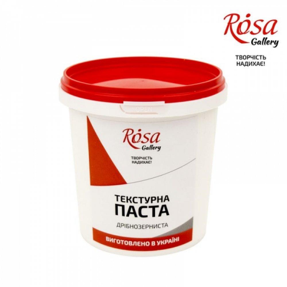 Текстурна паста дрібнозерниста 500мл, ROSA Gallery