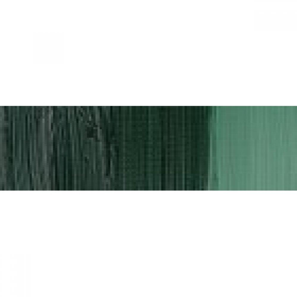 288  киноварь зелена темна  Classico 20 мл олiйна фарба