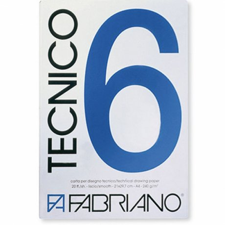 Альбом для графики Tecnico А3 (29,7х42 см) 220 г / м